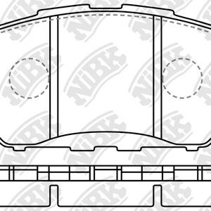 Hawk Brake Pad - HPS